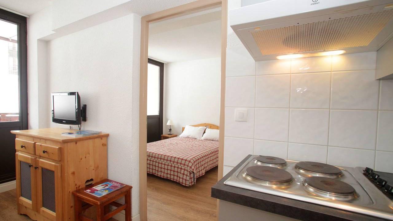 Le Rond Point Des Pistes, Tignes - Interiors Apartments