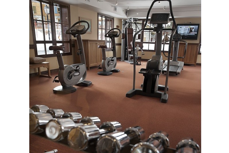 Residence Le Village 1950 fitness, Les Arcs
