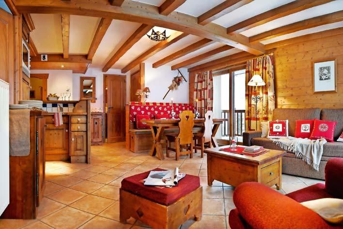 Les Alpages De Chantel Les Arcs France Skiworld