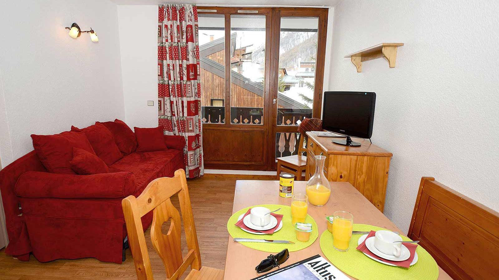 Les Hauts du Rogoney, Val d'Isere - Apartments