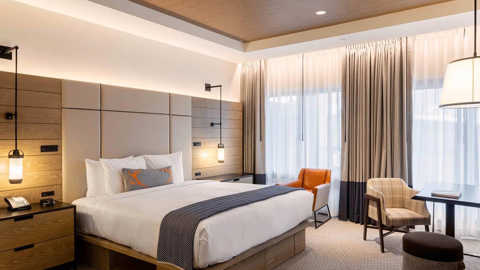 Limelight Snowmass Hotel, Aspen - Terrace Room 2