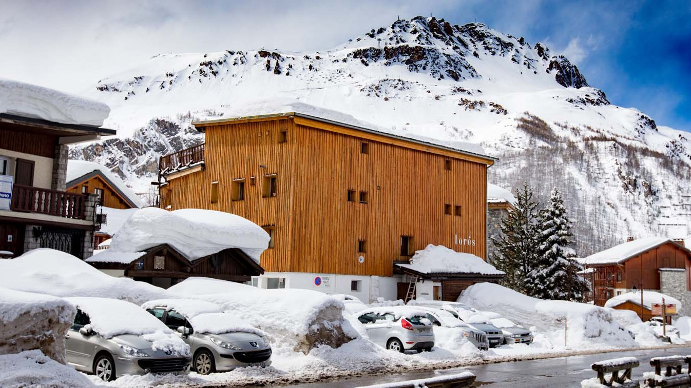 Exterior, Chalet Lores, Val d'Isere, France