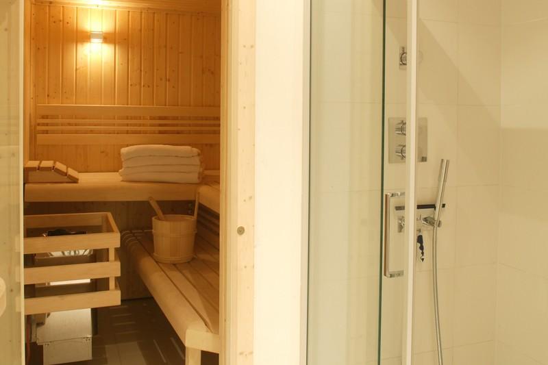 Chalet Hautes Cimes sauna