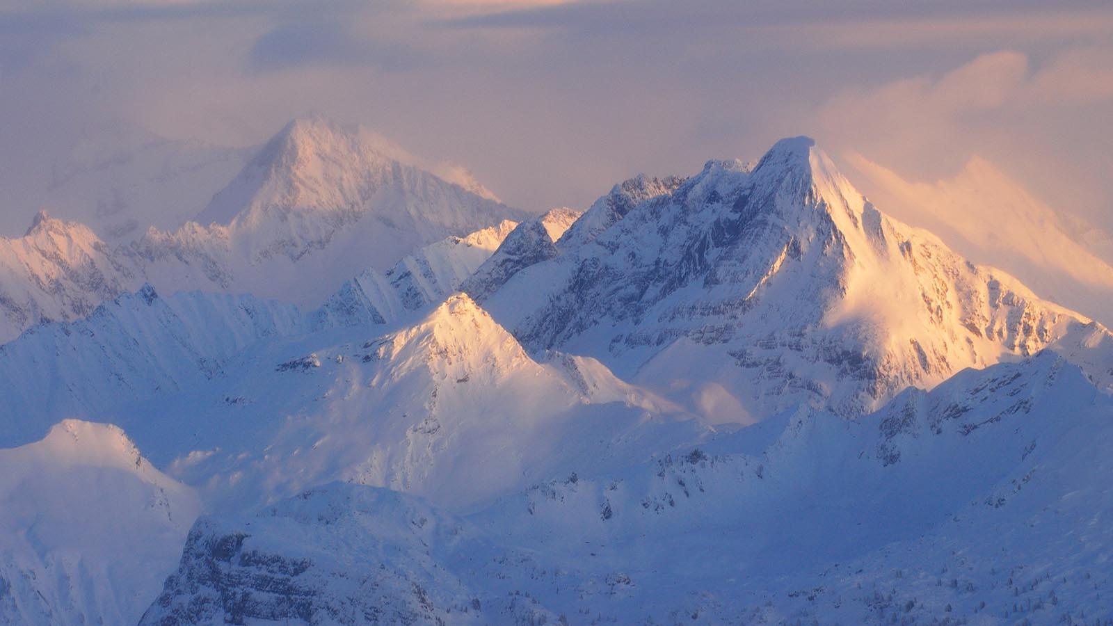 Mayrhofen landscapes