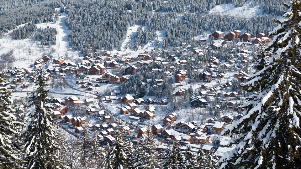 Meribel Ski Resort - 3 Valleys - ©MeribelAlpina