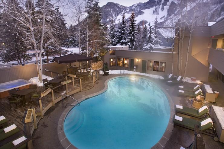 Molly Gibson Lodge, Aspen - Pool
