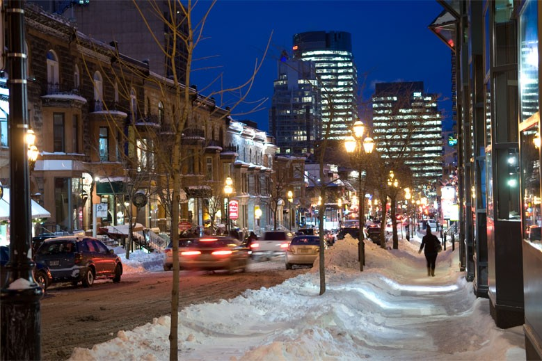 Montreal Ski Holidays Skiing In Montreal Skiworld