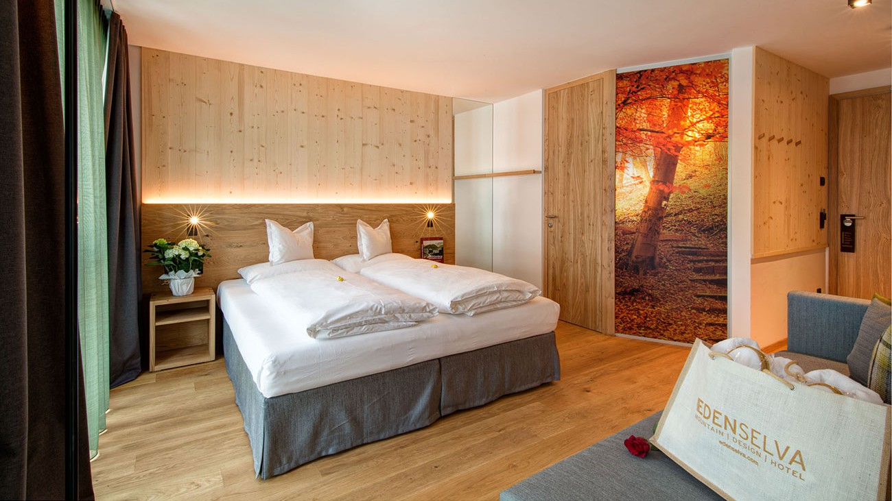 Mountain Design Hotel Eden Selva - Premium Room