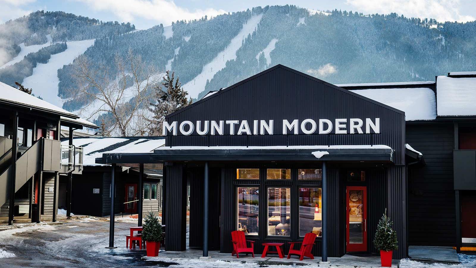 Mountain Modern Motel, Jackson Hole - Exterior - Winter