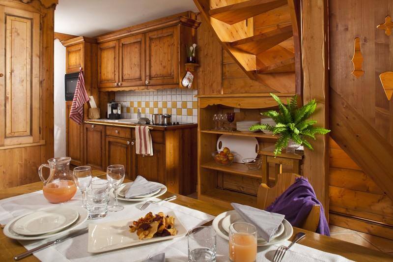 L'Ecrin Des Neiges, Tignes - Dining Area