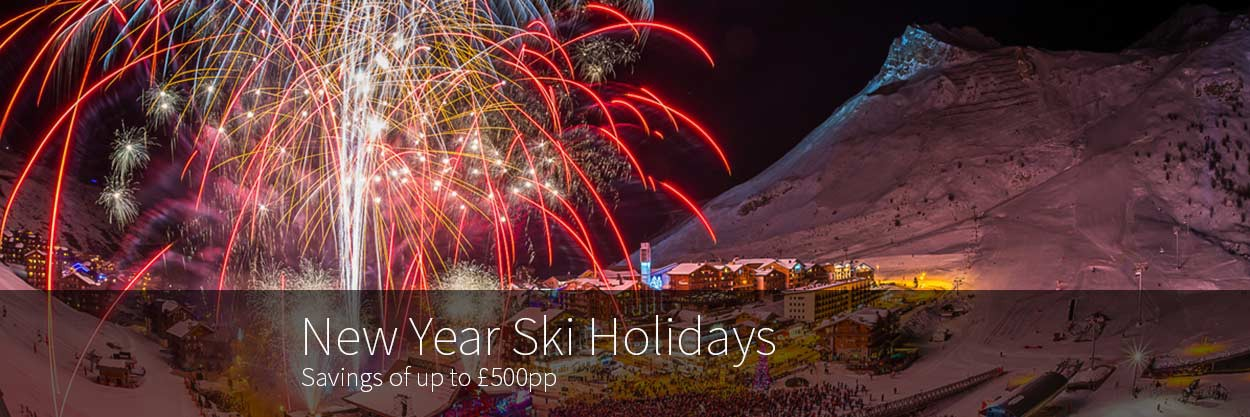 New Year 2020 Ski Deals