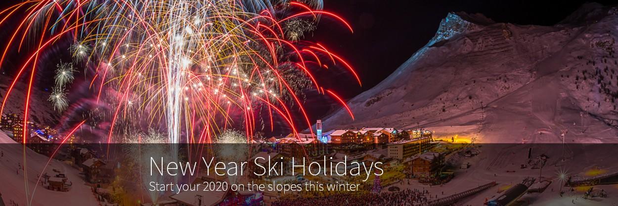 New Year 2020 Ski Deals