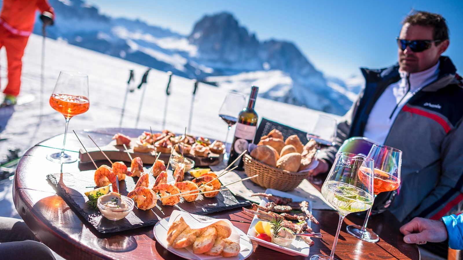 Ortisei Val Gardena - Food