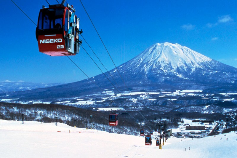 Niseko Japan wintersport