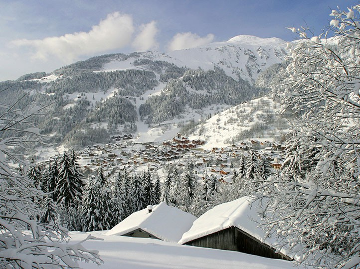 Paradiski - La Plagne Ski Resort - ©Christian TATIN
