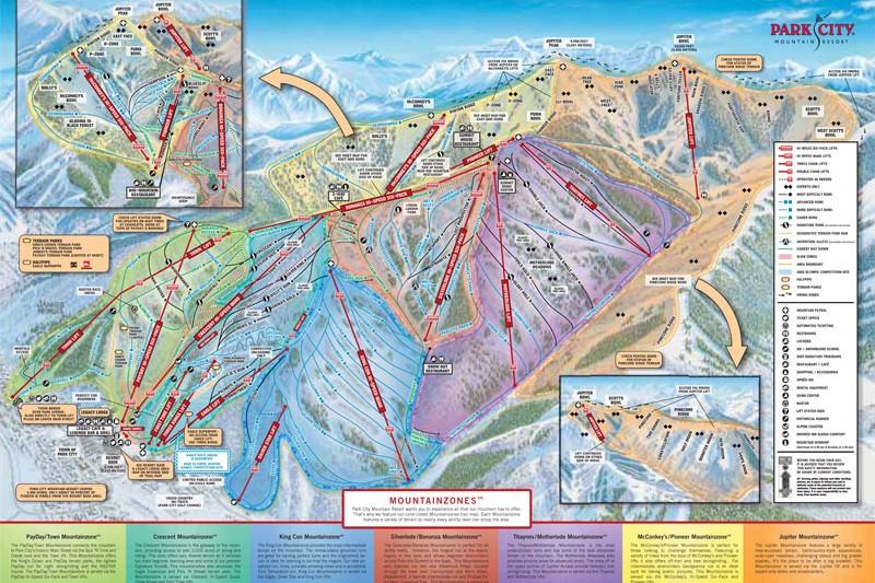 Park City Ski Holidays Skiing In Park City Skiworld