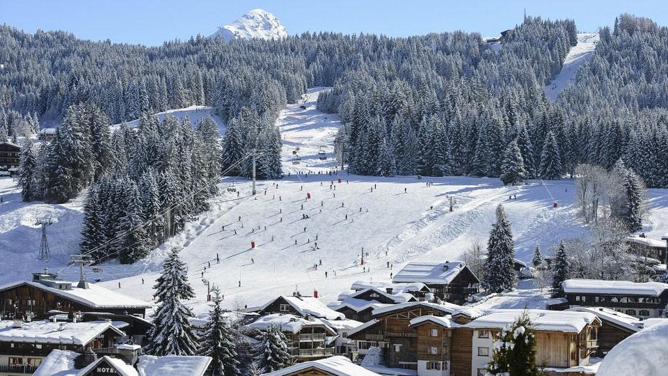 Portes du Soleil - Les Gets Ski Resort - © Nicolas Joly 2014