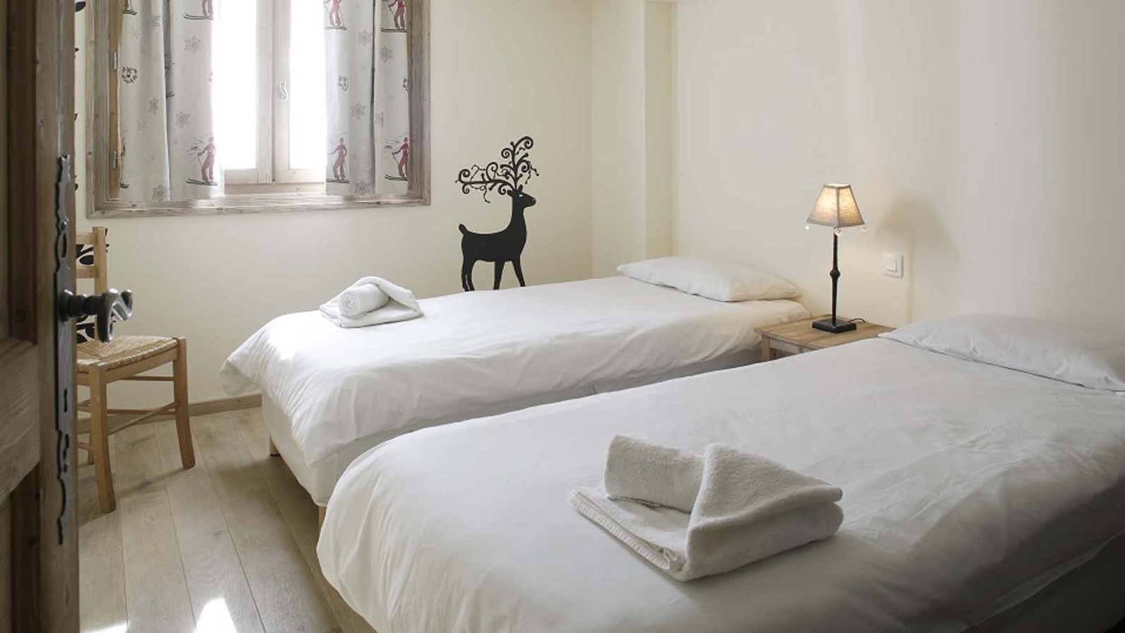 Chalet Premiere Neige bed, Val D'Isere