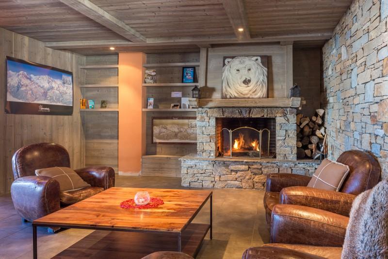 Lounge Area - Hotel Vancouver, La Plagne, France
