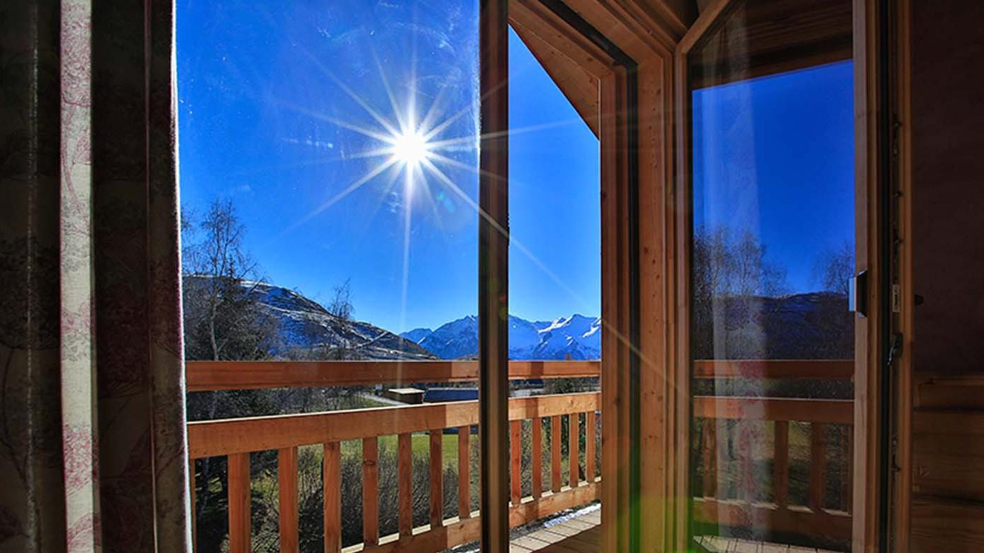 Chalet Rebeque - Ski Chalet in Alpe d'Huez, France