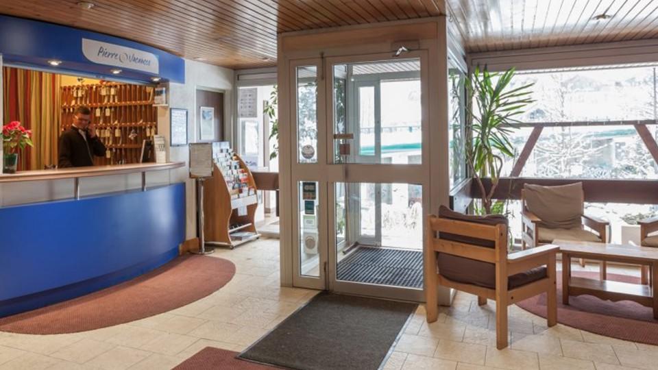Reception, Residence La Rivere, Chamonix, France
