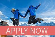 apply for a ski job