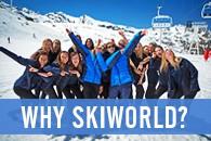 why skiworld?