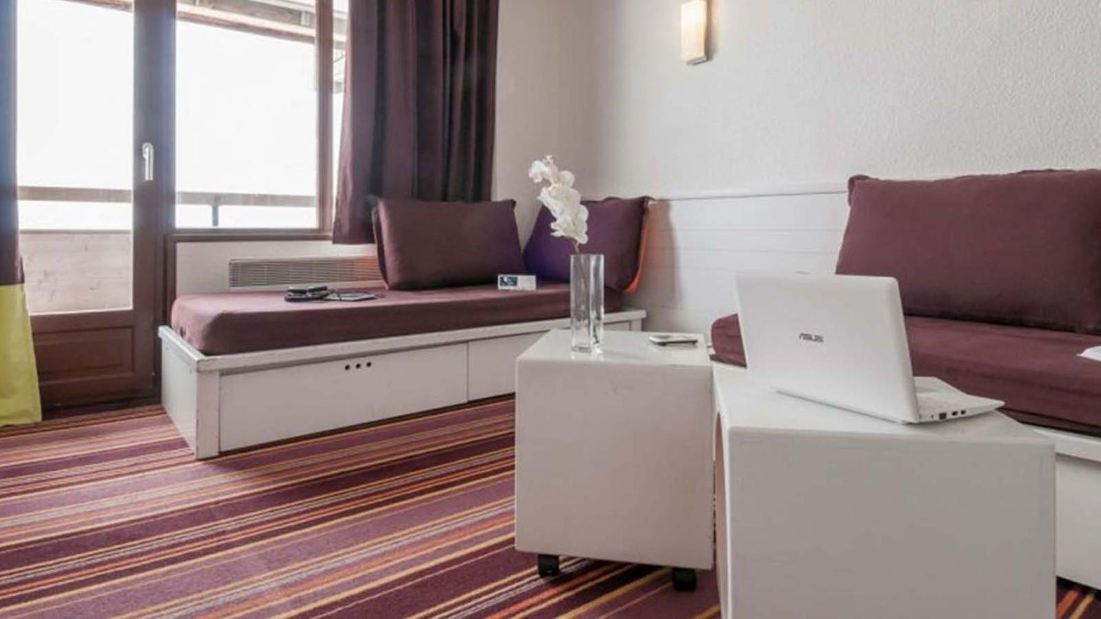 Apartment Interior, Residence Antares, Avoriaz, France