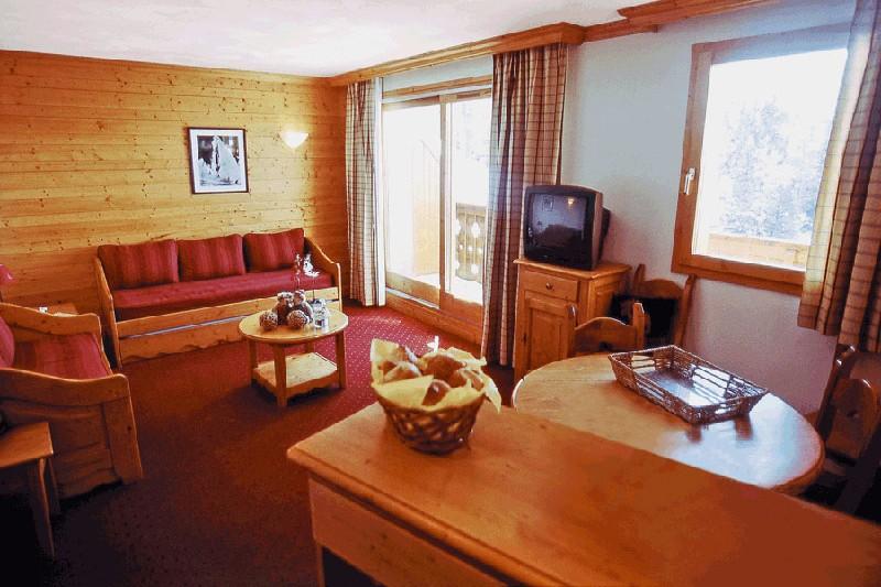 Residence Aspen lounge, La Plagne