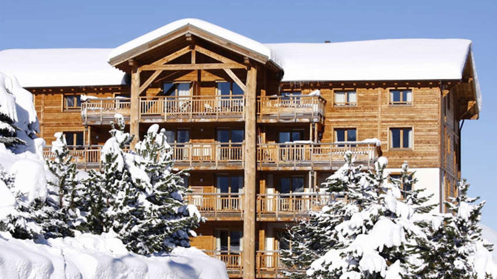 Residence L'Alba, Ski Apartment in Les Deux Alpes