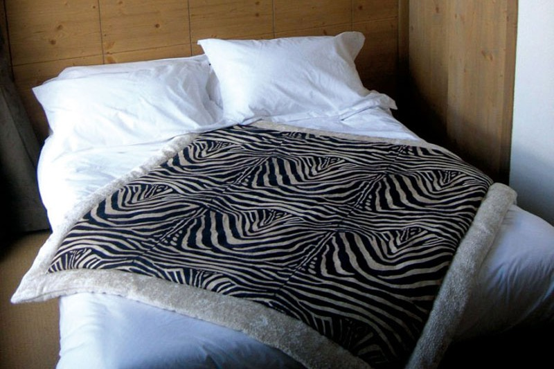 Residence Le Roc Belle Face bed, Les Arcs
