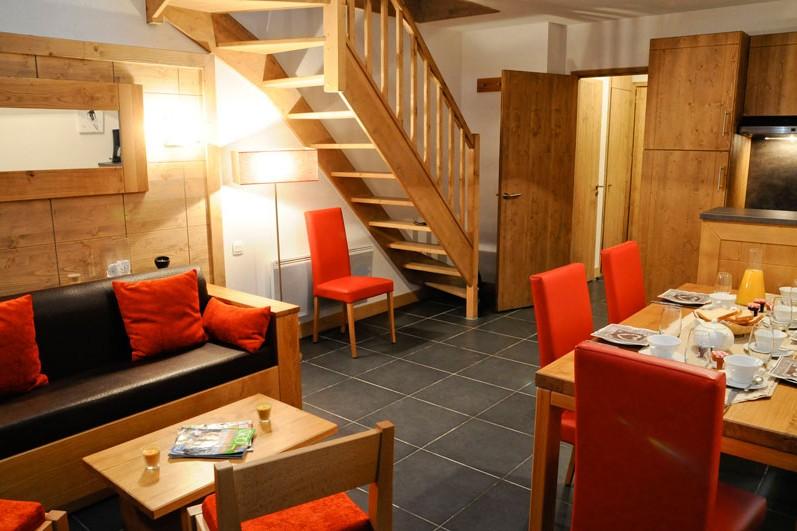 Residence Le Roc Belle Face lounge, Les Arcs