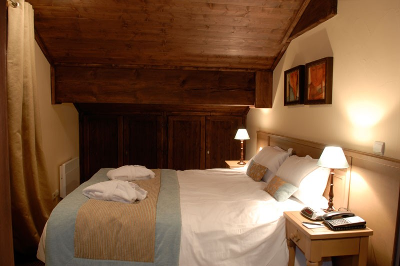 Residence Le Village 1950 bed, Les Arcs