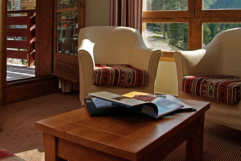Residence Le Village 1950 chairs, Les Arcs