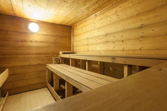 Residence Les Chalets du Solaise sauna, Val D'Isere