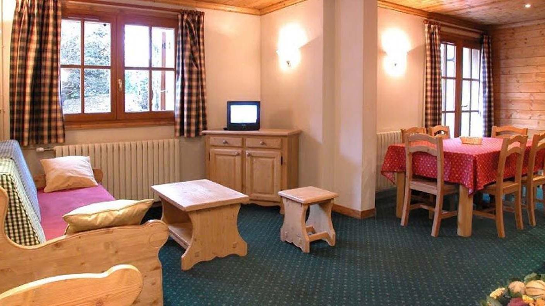 Residence Alpina Lodge, Ski Apartment in Les Deux Alpes
