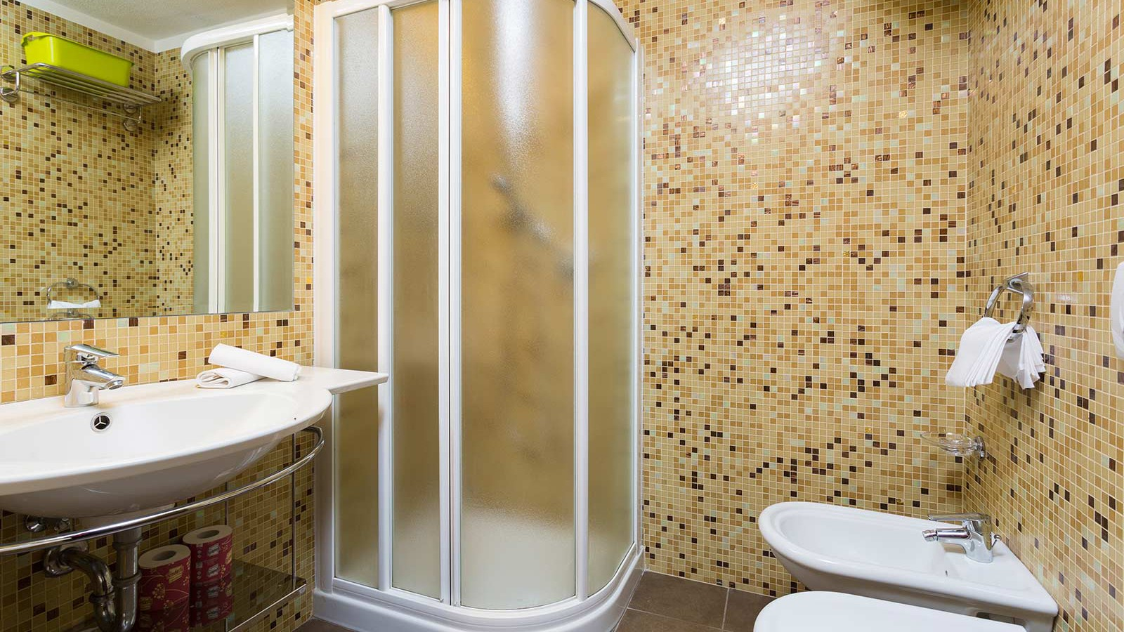 Residence Ambiez, Madonna di Campiglio - Apartment - 4-10 - Bathroom