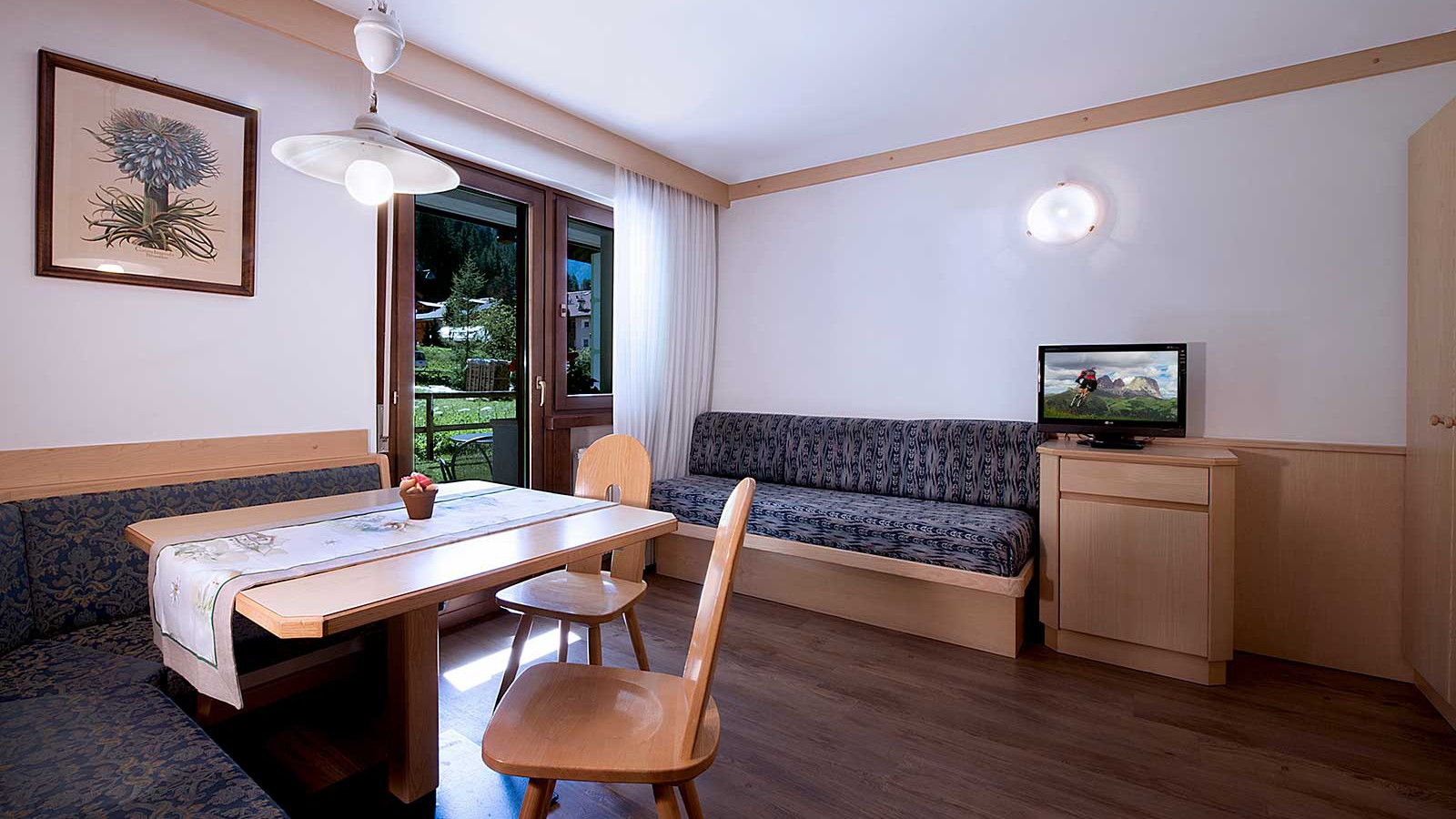 Residence Contrin - Apartments - 3 - Lounge