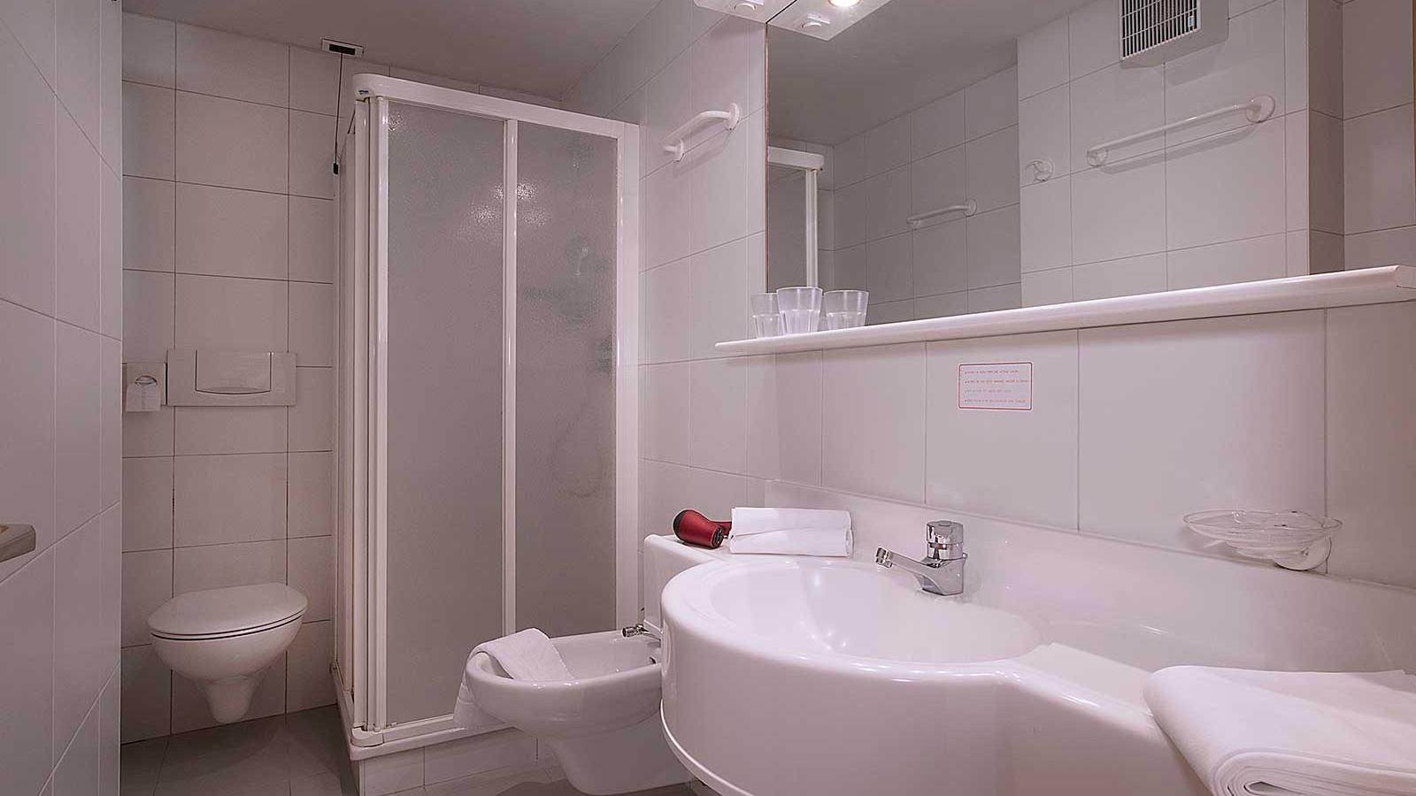 Residence Contrin - Apartments - Bathroom