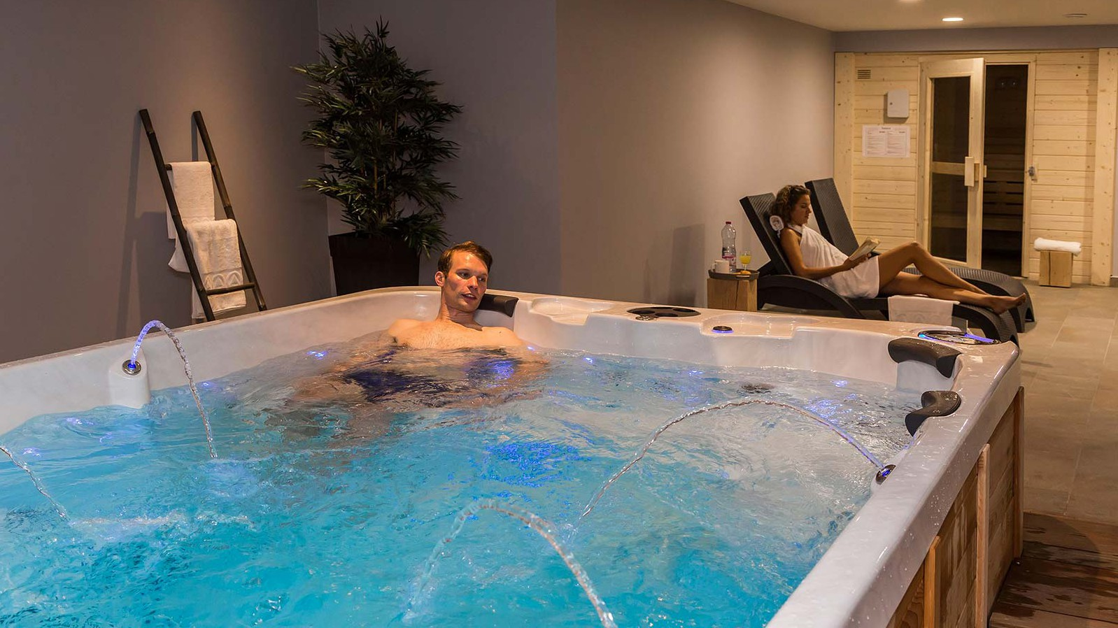 Residence Isatis - Self-catered apartment-chamonix-residence - wellness facilities