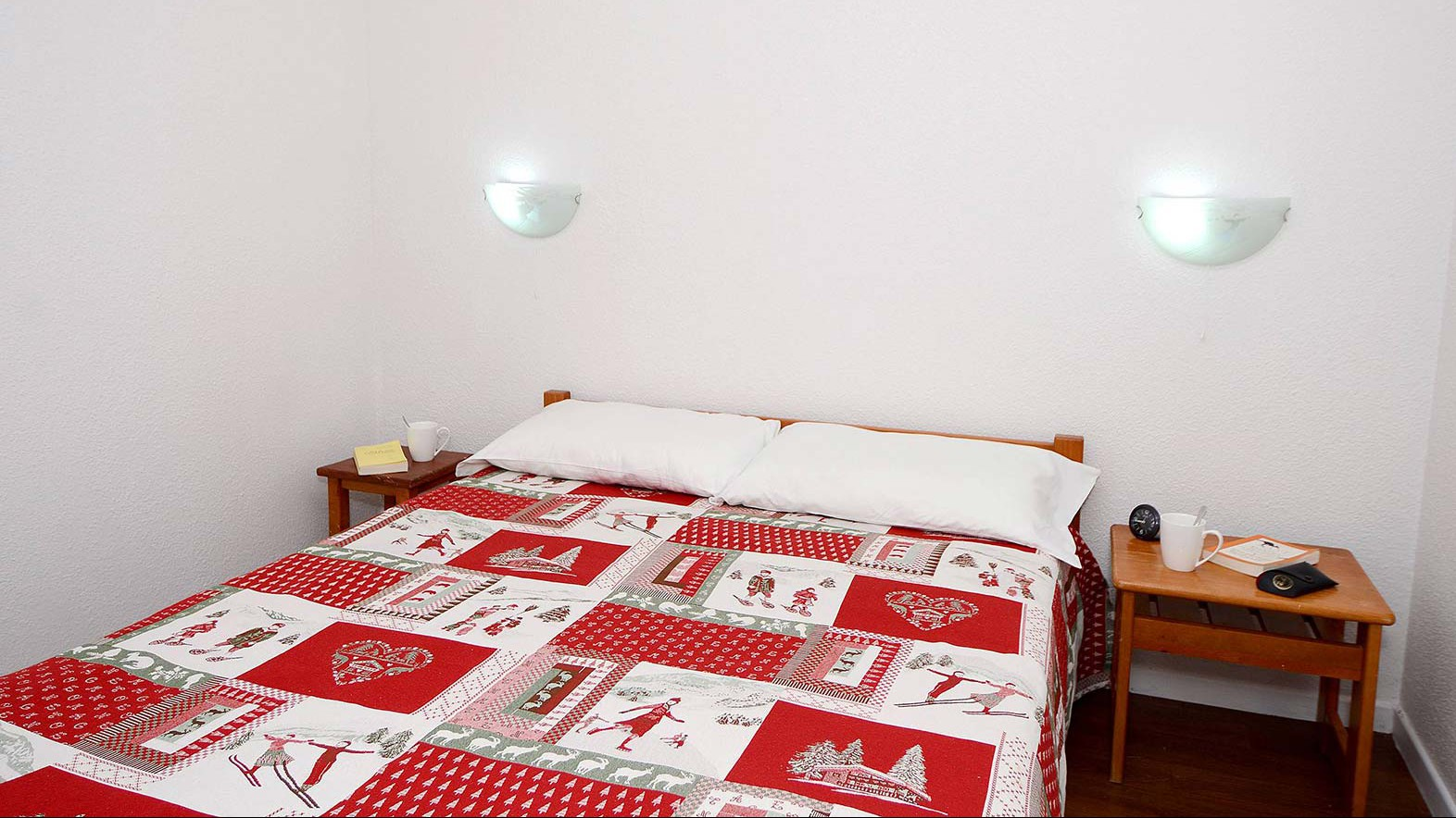 Residence Le Cervin, La Plagne, beds