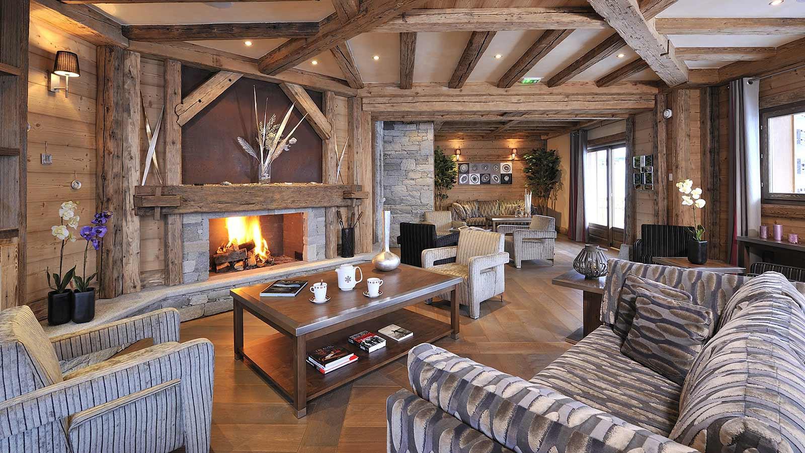 Residence Le Jhana, Tignes - Lounge