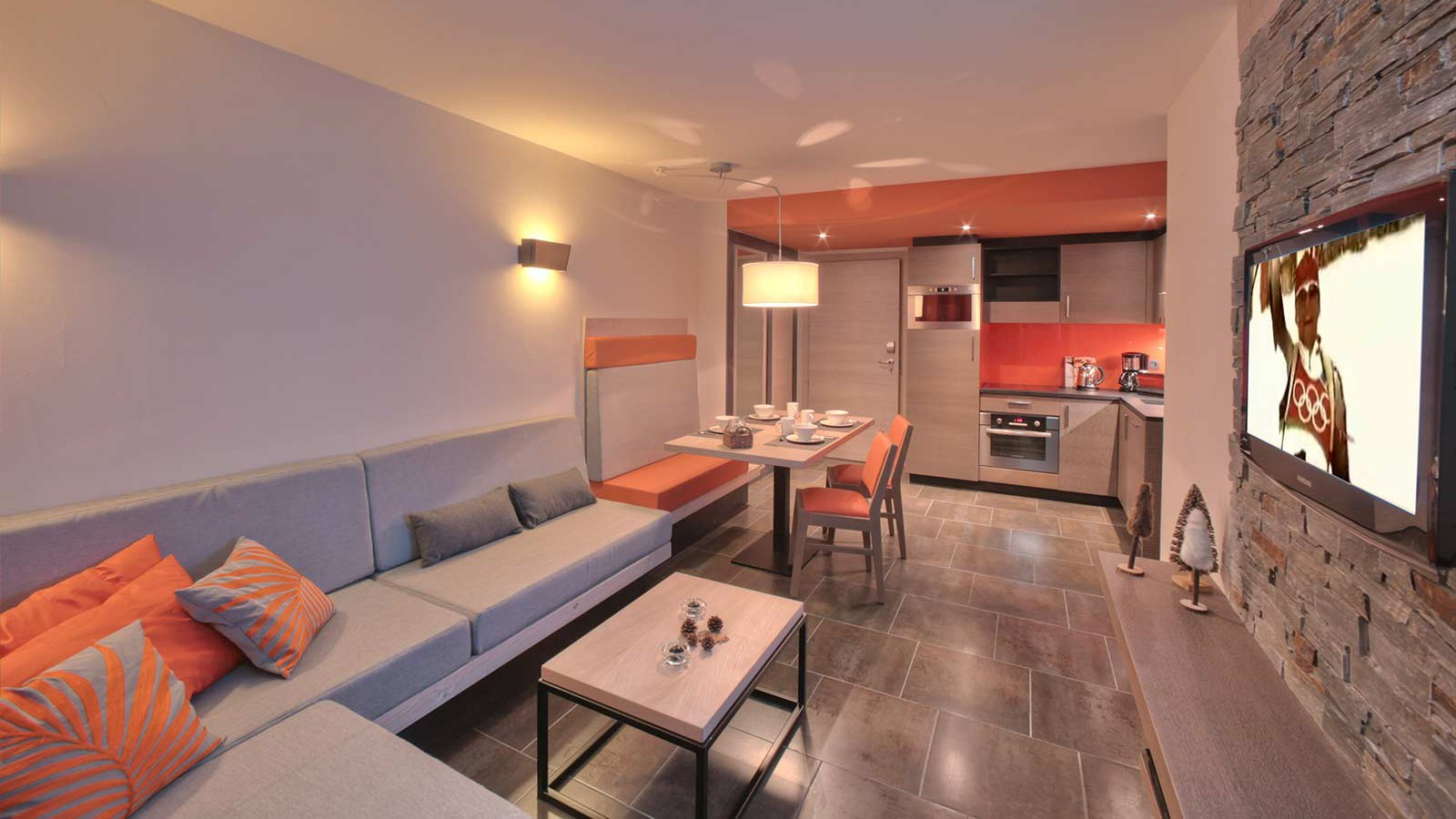 Residence Plein Sud, Val Thorens - Apartments