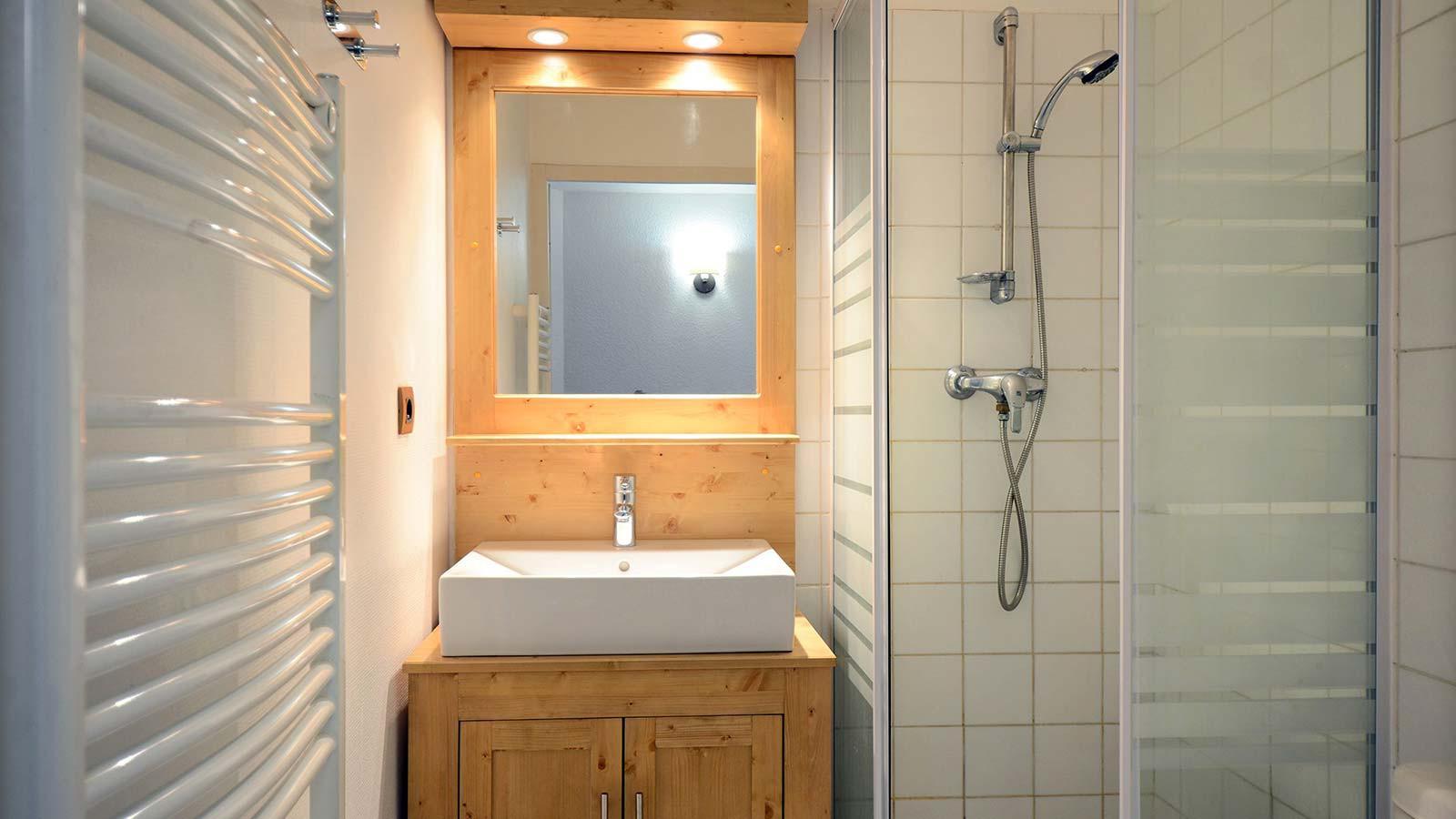 Residence Surf Des Neiges, Les Deux Alpes - Bathroom