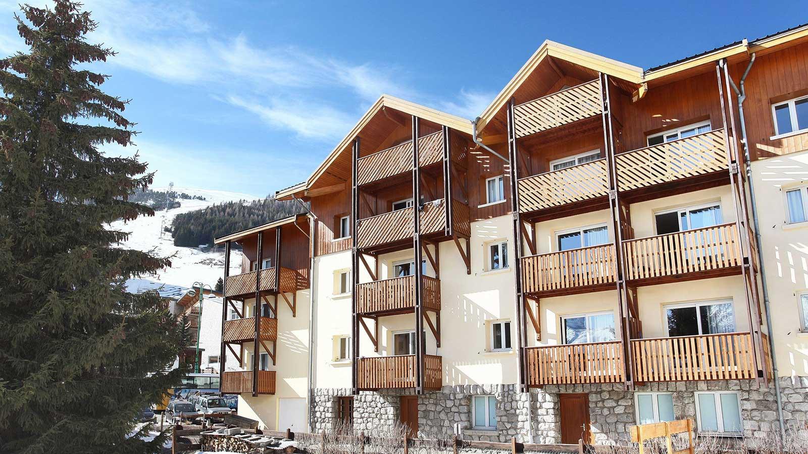 Residence Surf Des Neiges, Les Deux Alpes - Exterior