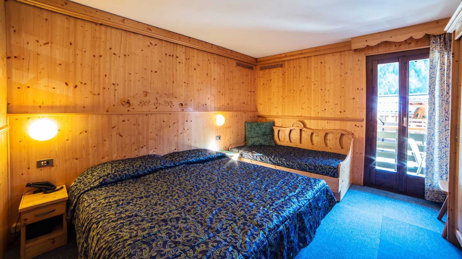 Rooms - Hotel Cime d'Oro, Madonna di Campiglio
