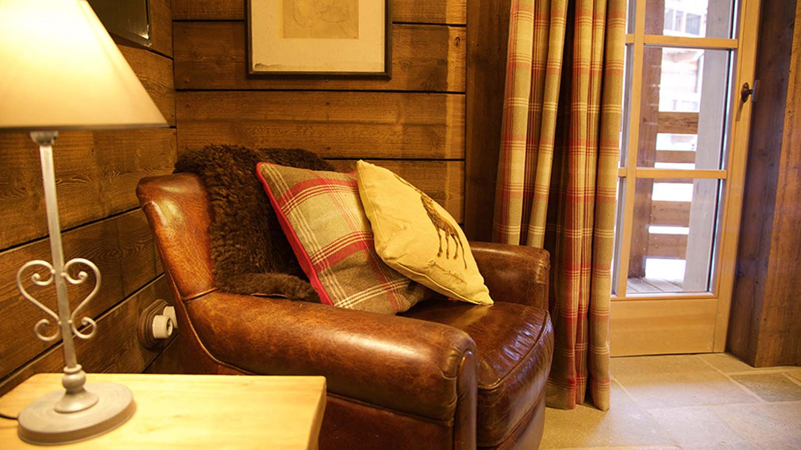 Seating, Chalet Samuel, Courchevel, France