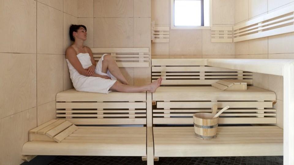 Sauna, Residence L'Amara, Avoriaz, France