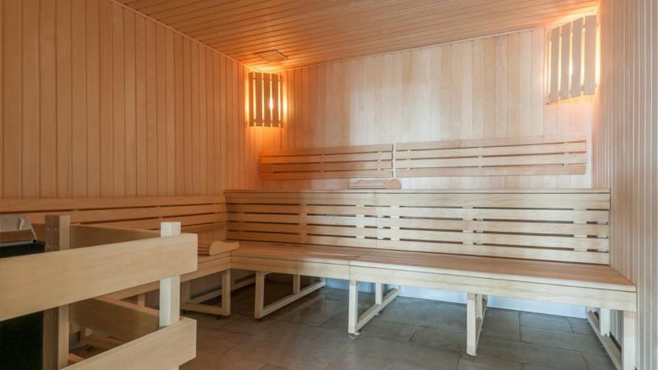 Sauna, Residence Les Terrasses d'Helios