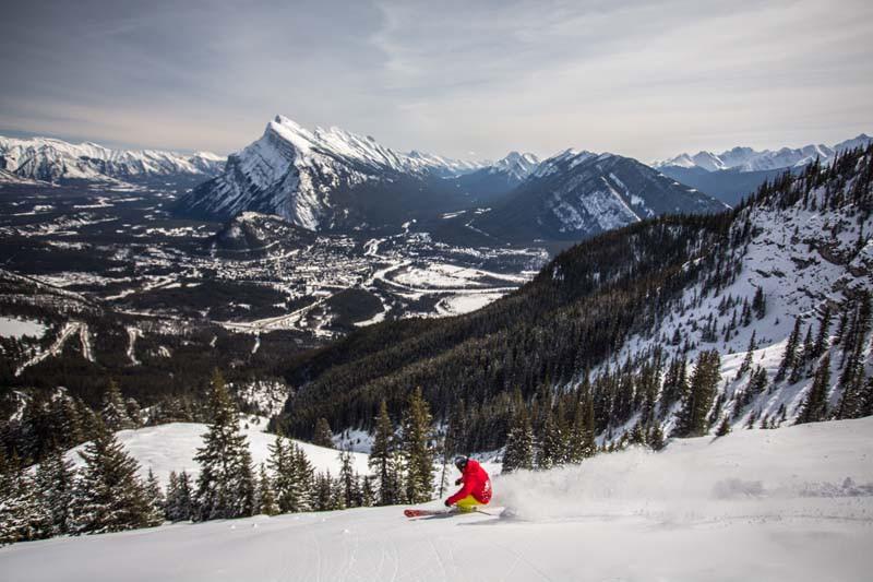 Mount Norquay Banff Canada